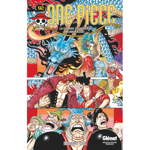 One Piece Édition Originale Volume 92 (VF)
