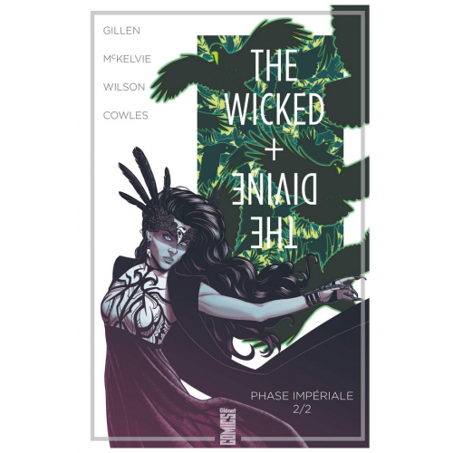 The Wicked + The Divine - Tome 6 Phase impériale 2/2 (VF)