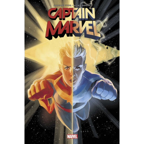 CAPTAIN MARVEL : DARK ORIGINS (VF) occasion