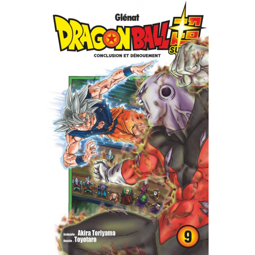 Dragon Ball Super Tome 9 (VF)