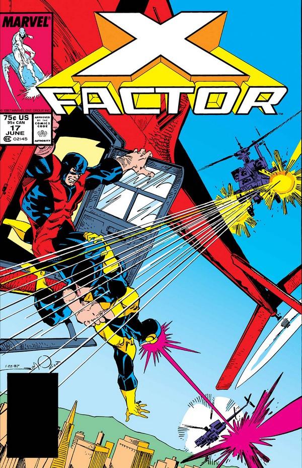 X-MEN RICTOR 1 (VO)