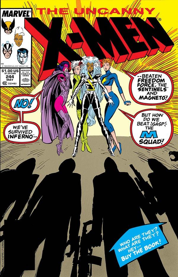 X-MEN JUBILEE 1 (VO)
