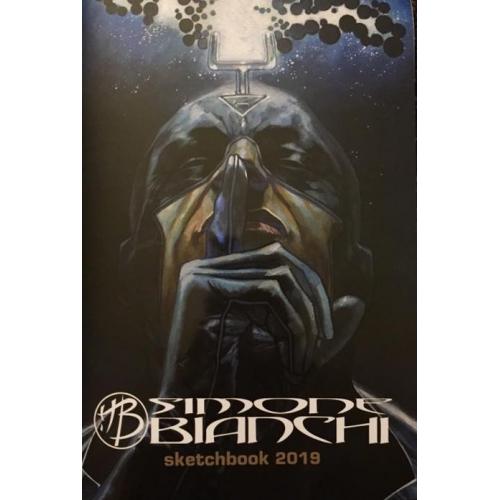 Simone Bianchi Sketchbook 2019 (Signé)