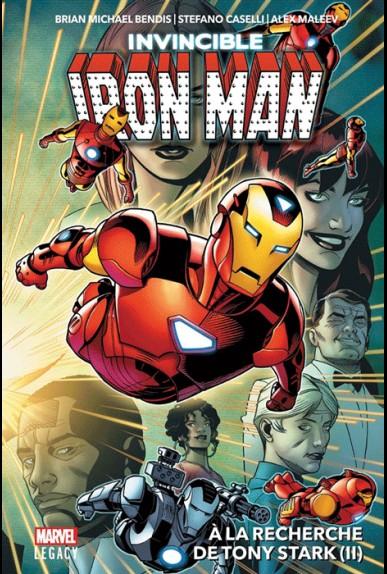 MARVEL LEGACY : IRON MAN TOME 2 (VF)