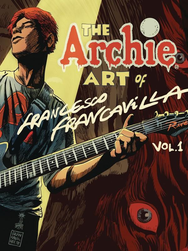 ARCHIE ART OF FRANCESCO FRANCAVILLA HC (VO)