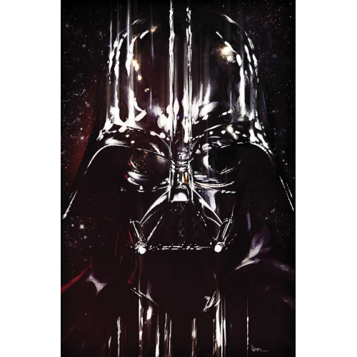 STAR WARS DARTH VADER POSTER BOOK TP (VO)