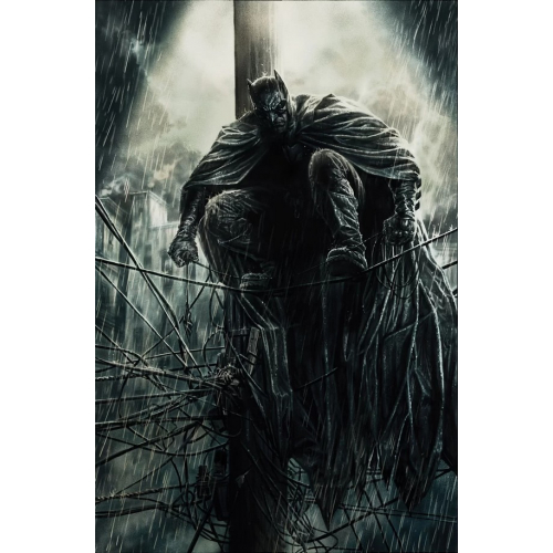 DETECTIVE COMICS 1020 CARD STOCK VARIANT (VO) Lee Bermejo Cover
