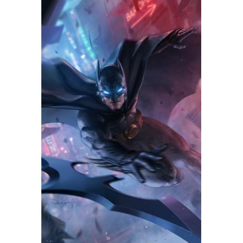 BATMANS GRAVE 4 (OF 12) VAR ED (VO)