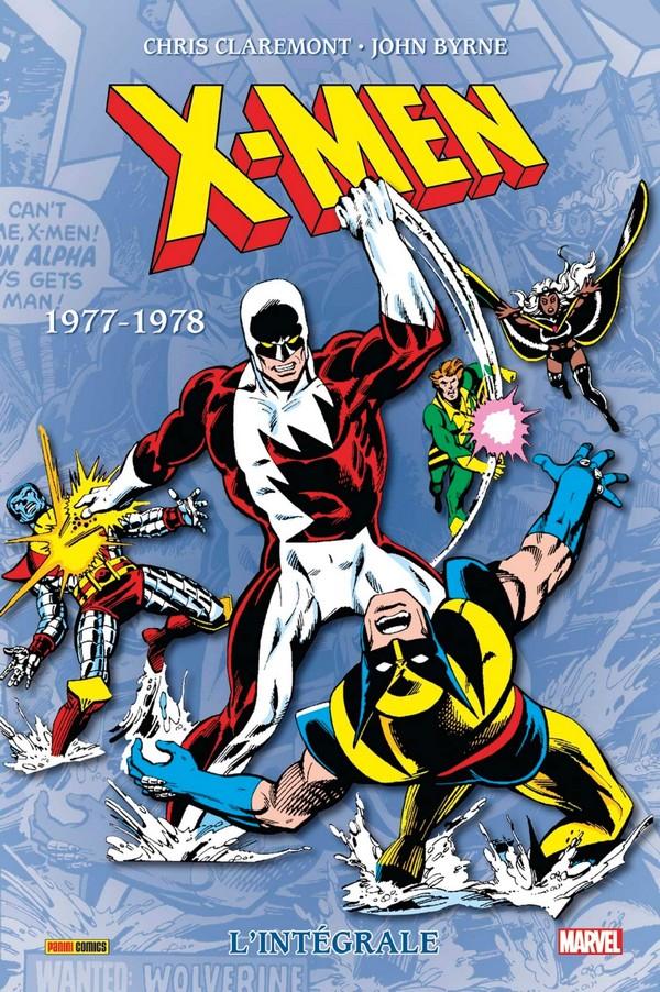 X-Men : L'intégrale Tome 2 (1977-78) NED (VF)
