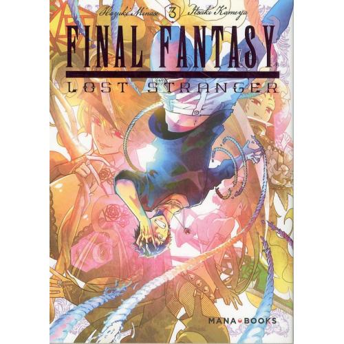 Final Fantasy Lost Strangers Tome 3 (VF)