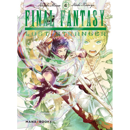 Final Fantasy Lost Strangers Tome 4 (VF)