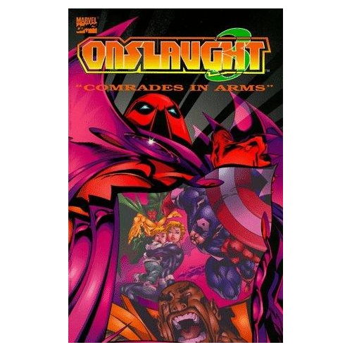 Onslaught Volume 3: Comrades in Arms (VO) occasion