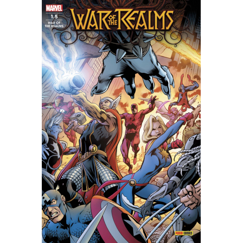 WAR OF THE REALMS 1.5 (VF)