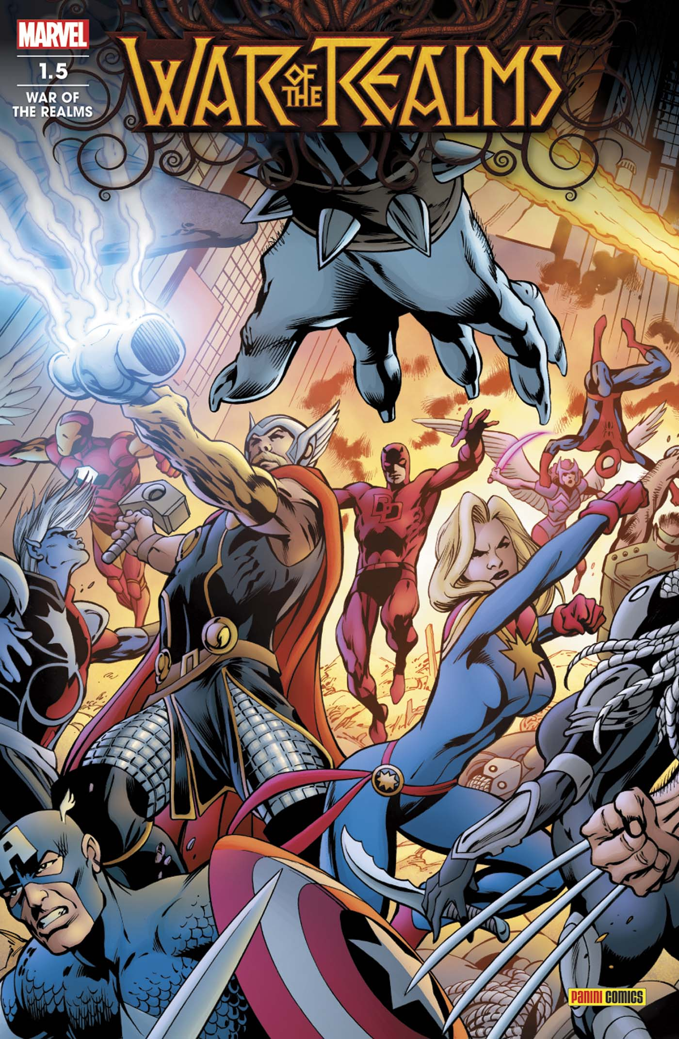 WAR OF THE REALMS : EXTRA 1 (VF)