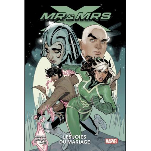 X-MEN : MR & MRS X TOME 1 (VF)