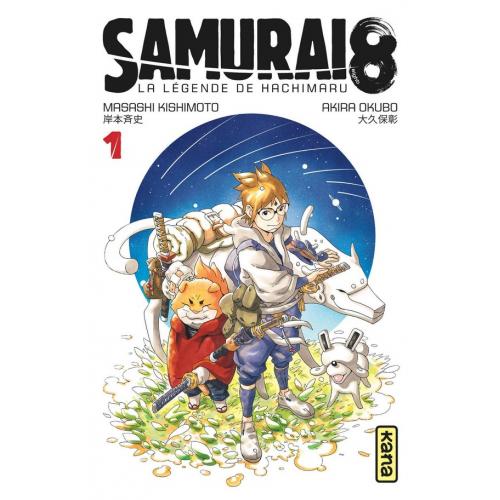 Samurai 8 - la légende de Hachimaru - Tome 1 (VF)