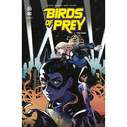 Birds of Prey Rebirth Tome 2 (VF)