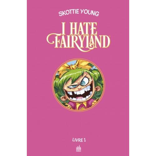 I hate fairyland Intégrale Tome 1 (VF)