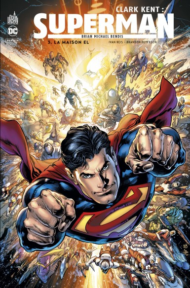 Clark Kent : Superman Tome 3 (VF)