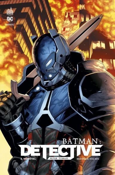 Batman : Detective Tome 2 (VF)