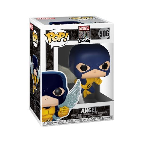 Funko Pop Marvel 80th Angel 506