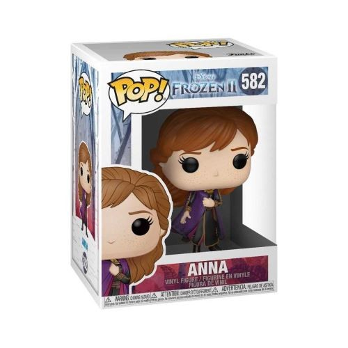 Funko Pop Frozen 2 Anna 582