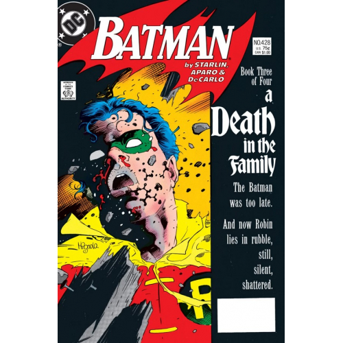 DOLLAR COMICS BATMAN 428 (VO)