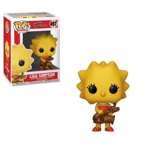 Funko Pop Lisa Simpson 497