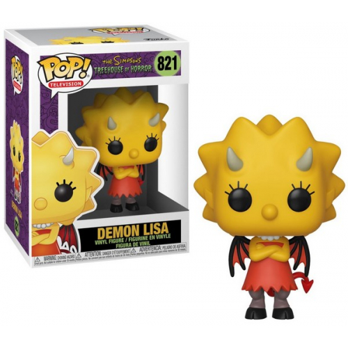 Funko Pop Demon Lisa 821