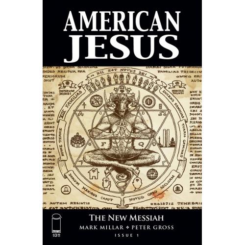 PROJECT X-MAS 1 AMERICAN JESUS NEW MESSIAH 1 CVR B QUITELY (VO)