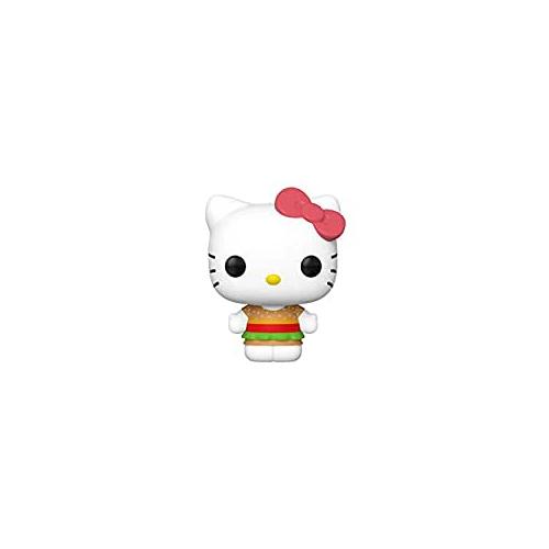 FUNKO POP Hello Kitty- Hello Kitty (kawaii burger shop) (29)