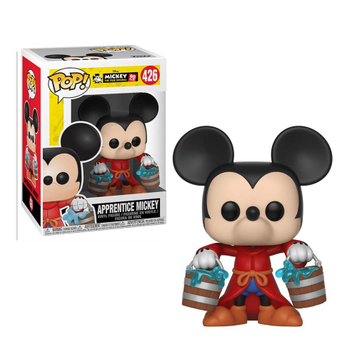 FUNKO POP Disney Mickey Apprentis sorcier 426