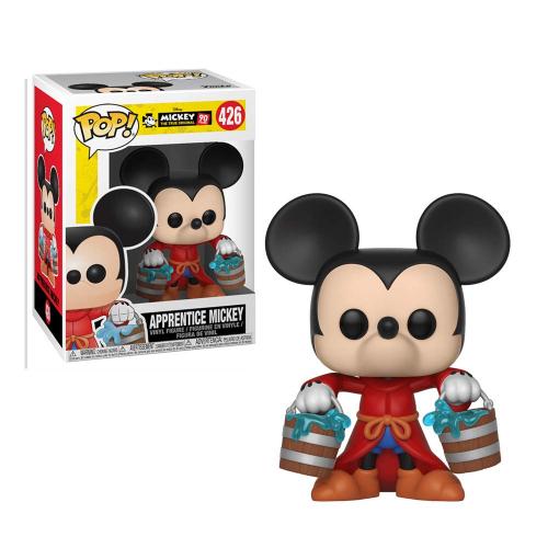 FUNKO POP Disney Mickey Apprentis sorcier 426