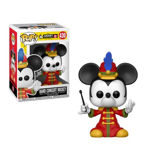 FUNKO POP Disney Band Concert Mickey 430