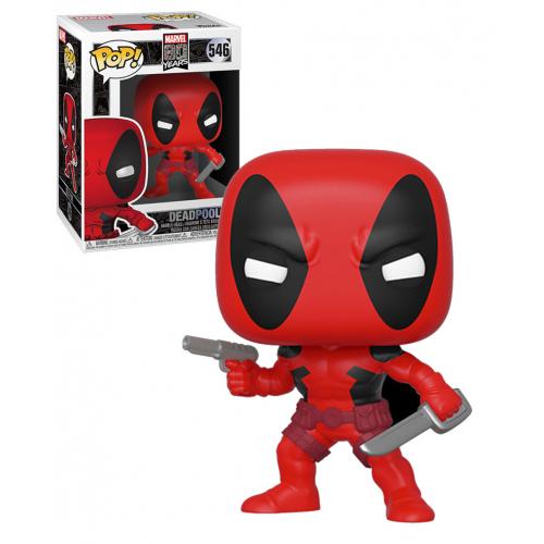 Funko Pop Marvel 80th Deadpool 546