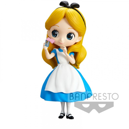 Qposket - Disney Characters - Alice Thinking Time