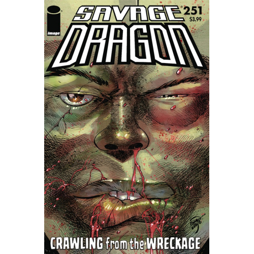 SAVAGE DRAGON 251 (VO)