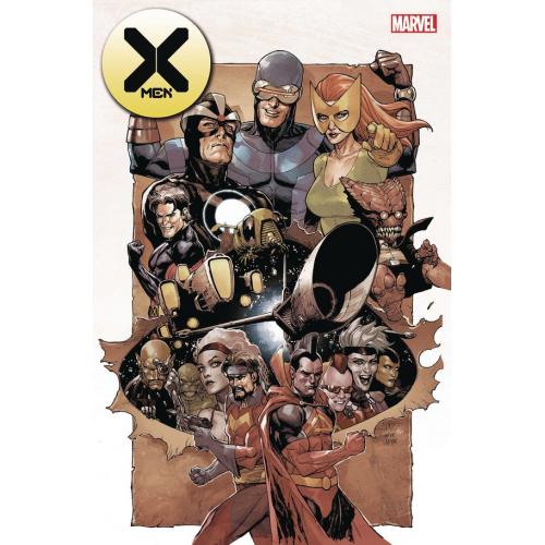 X-MEN 9 (VO)