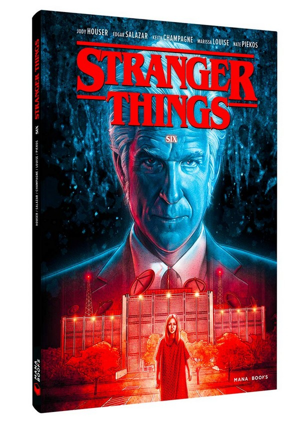Stranger Things Tome 2 Six (VF)