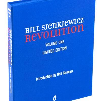 BILL SIENKIEWICZ REVOLUTION HC (VO)