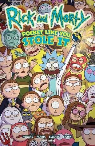 Rick & Morty – Pocket Mortys (VF)