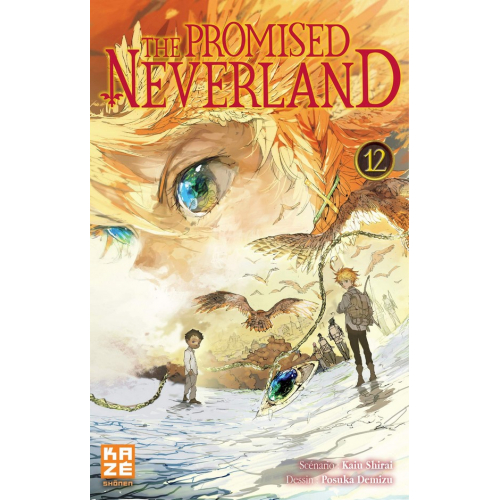 The promised Neverland Tome 12 (VF)
