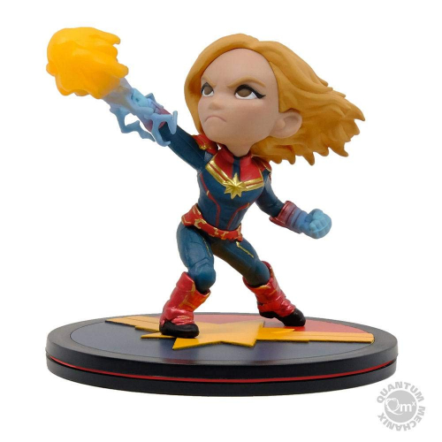 Q FIG - Marvel - Captaine Marvel