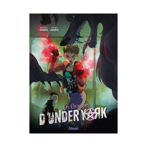 Les Chroniques d'Under York Tome 3 (VF)