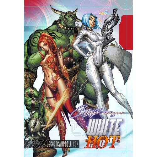 White Hot - Artbook - J. Scott Campbell (2011)