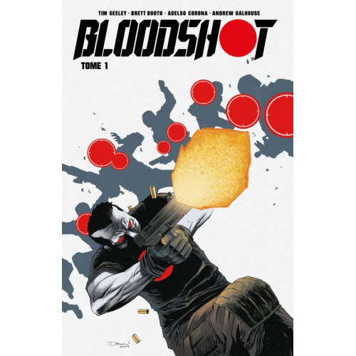 Bloodshot Tome 1 (VF)