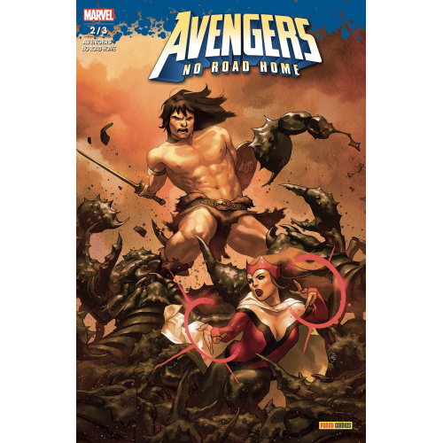 AVENGERS : NO ROAD HOME 2 (VF)