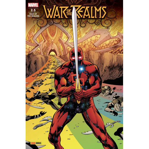 WAR OF THE REALMS 2.5 (VF)