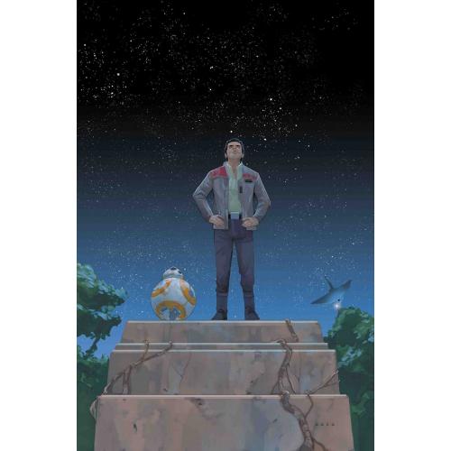 Star Wars : Poe Dameron 25 (VO)