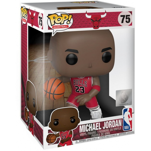 Funko Pop Michael Jordan (Super Sized - 30cm) 75